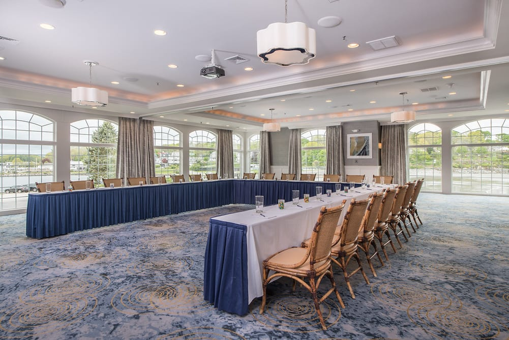 Harborview Room - Corporate Meeting & Event Space in York, Maine