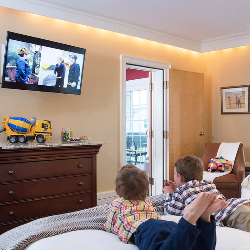Family Friendly Hotel in York Harbor, Maine