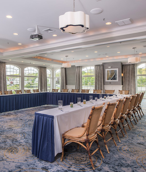 Meeting & Event Space in York Harbor Maine