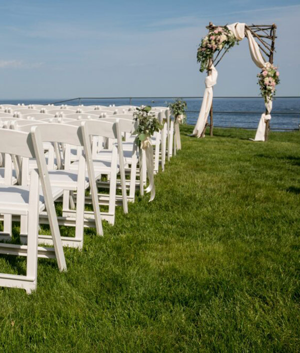 Oceanfront Wedding Venue in Maine