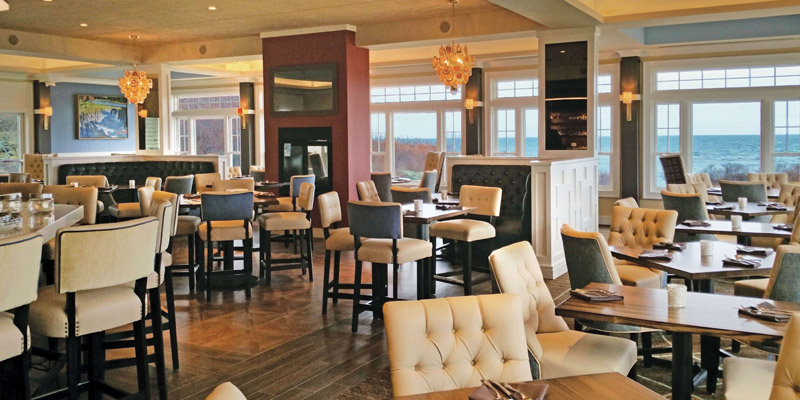 Shearwater Restaurant Oceanfront Dining in York Maine