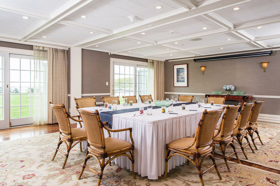 Ocean Point Meeting Room at Stage Neck Inn