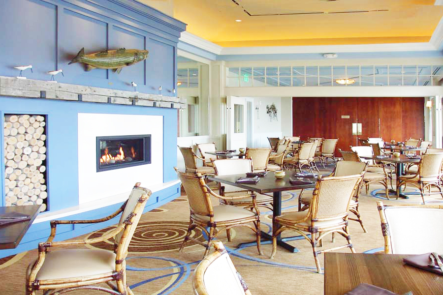 Sandpipers Restaurant and Meeting Space in York Harbor, Maine